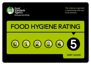 Food Hygiene Rating Canchelos